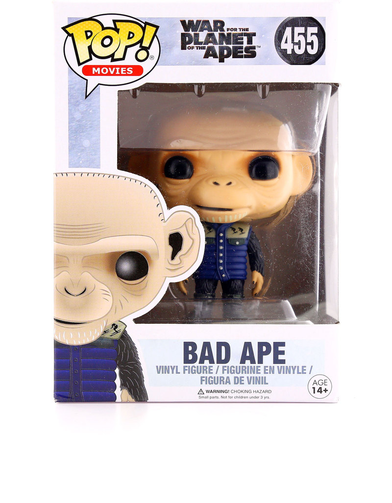 Funko Pop Planet of the Apes Bad Ape Vinyl Figure