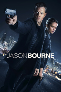 Jason Bourne [4K Ultra HD + Blu-Ray] [2 Disc Set]