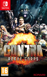 Contra: Rogue Corps [Pre-owned]