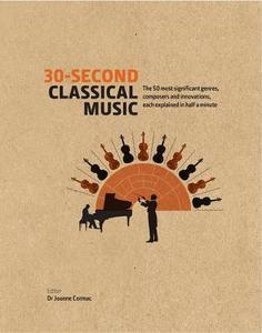 30-Second Classical Music: The 50 most significant composers and innovations