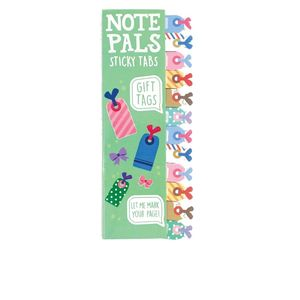 International Arrivals Note Pals Sticky Tabs Gift Tags