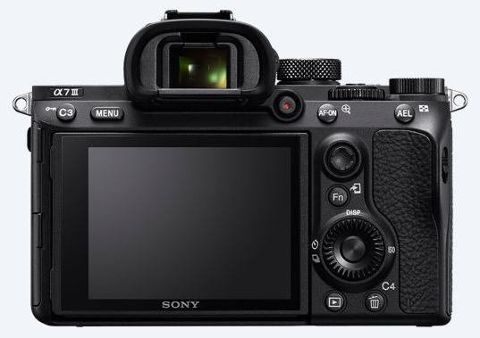 Sony Alpha a7 III Mirrorless Digital Camera Black