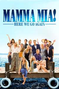 Mamma Mia! Here We Go Again [4K Ultra HD] [2 Disc Set]