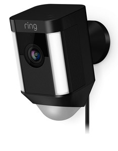 Ring Hardwired Cam Black