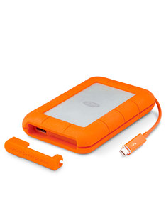 LACIE 2TB RUGGED THUNDERBOLT USB 3.0 NEIL POULTON