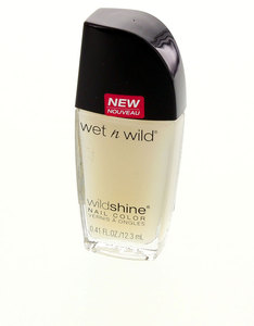 Wet N Wild Wild Shine Nail Color Matte Top Coat