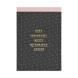 Kikki.K B5 Feature Notepad Your Story
