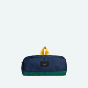 State Bags Clinton Green/Navy Pencil Case