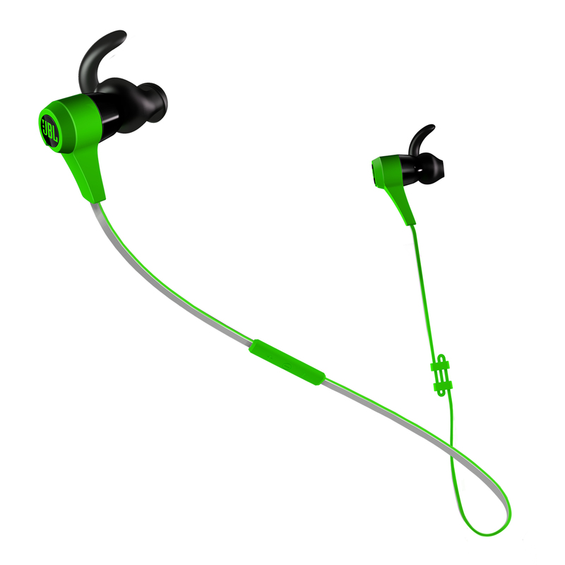 Jbl Synchros Reflect Bt Sports Green Earphones