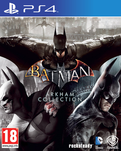 Batman: Arkham Collection [Pre-owned]