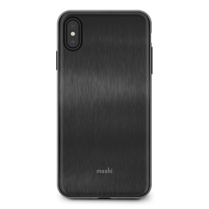 MOSHI IGLAZE ARMOUR CASE BLACK FOR IPHONE XS MAX