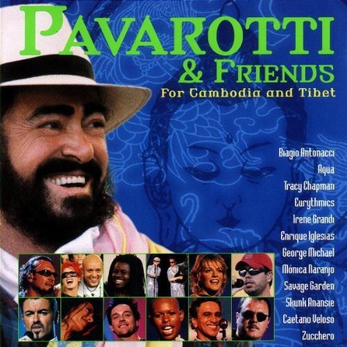 PAVAROTTI & FRIENDS FOR CAMBODIA & TIBET