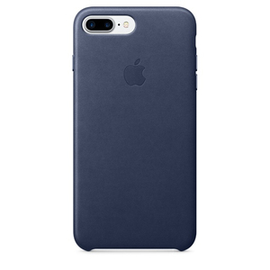 Apple Leather Case Midnight Blue iPhone 7 Plus