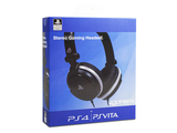 4Gamers Wired Stereo Gaming Headset Ps4 Vita