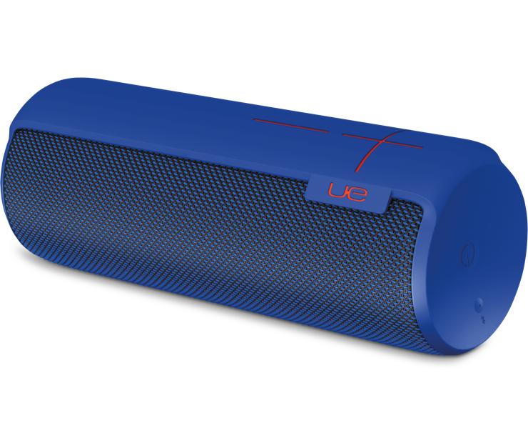 ultimate ears megaboom electric blue bluetooth speakers speakers docks headphones audio. Black Bedroom Furniture Sets. Home Design Ideas