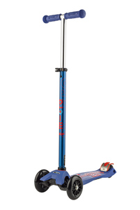 Maxi Micro Deluxe T-Bar Scooter Blue