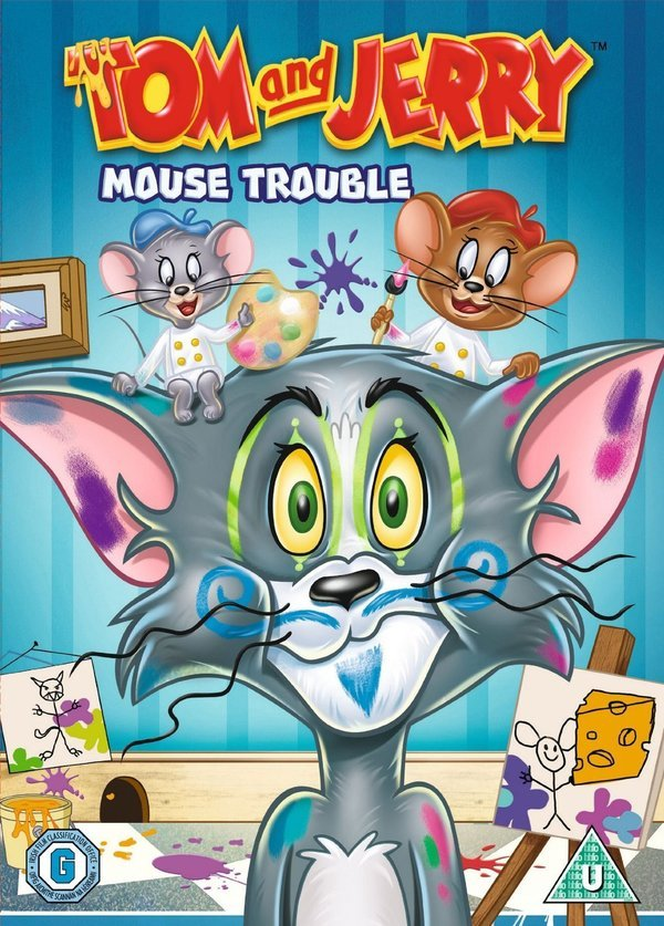 Tom and Jerry - Mouse Trouble