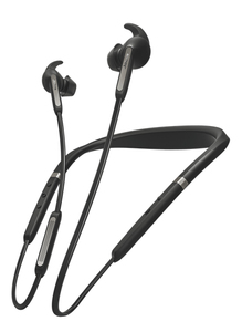 Jabra Elite 65e Titanium Wireless Neckband In-Ear Earphones