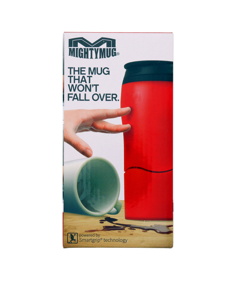 Mighty Mug Solo Red 11Oz 0.32 Ltrs