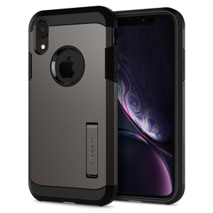SPIGEN TOUGH ARMOR GENMETAL CASE FOR IPHONE XR