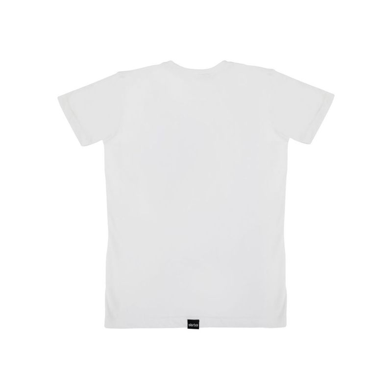 Exhale Rebel With Paws Unisex T-Shirt White