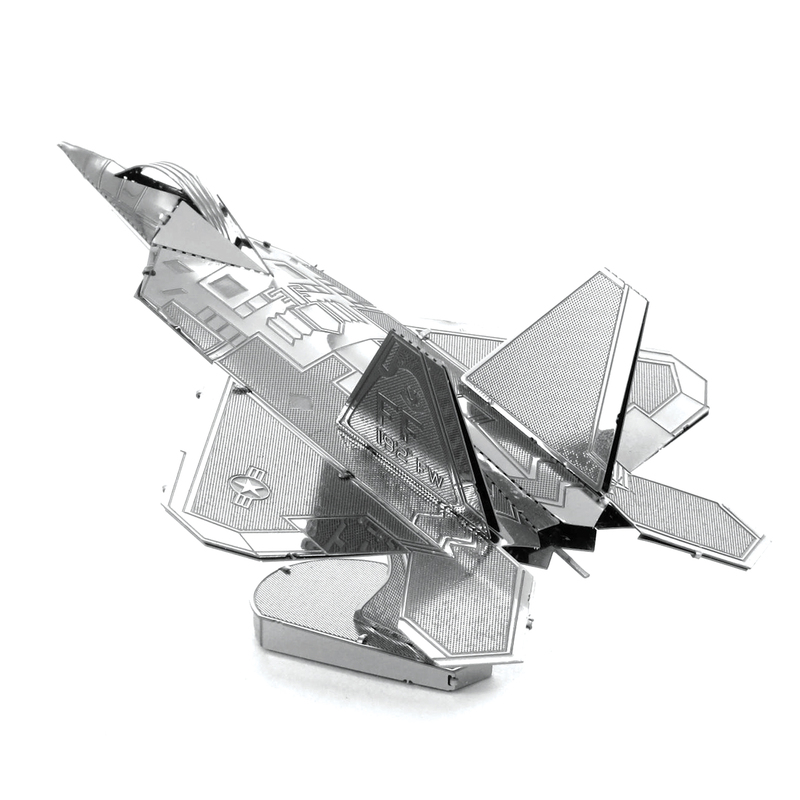 Metal Earth F22 Raptor Metal Model