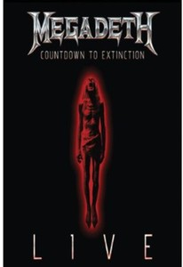 COUNTDOWN TO EXTINCTION: LIVE / (HOL)