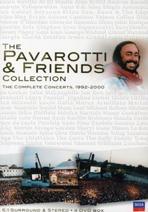 Pavarotti & Friends Collection (4Pc)