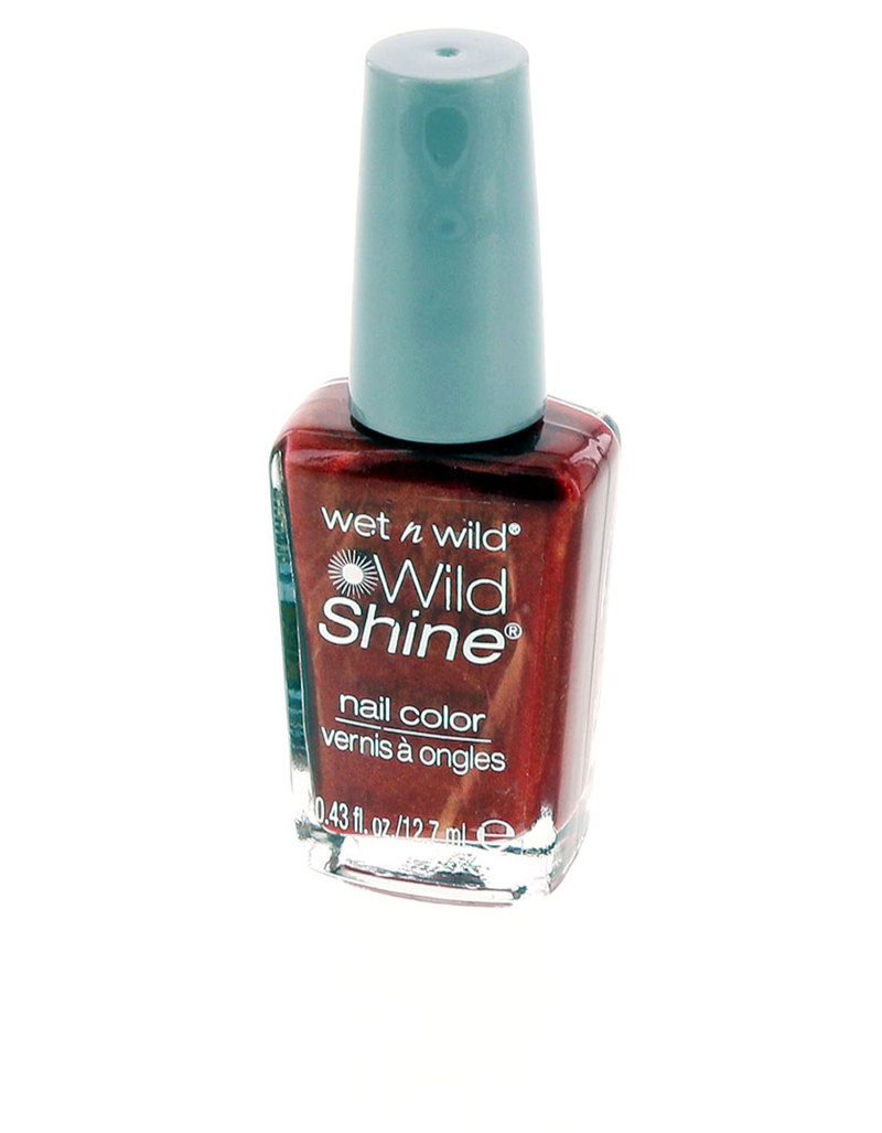 Wet N Wild Ws Nail Color Jezebel