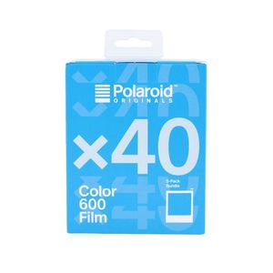 Polaroid Color Film for I-Type X40 Film Pack