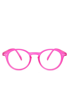 Letmesee D Pink Crystal Soft +1.00 Reading Glasses