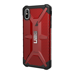 Urban Armor Gear Plasma Case Magma for iPhone XS Max