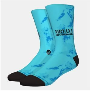 Stance Nirvana Nevermind Unisex Socks Blue