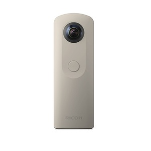 Ricoh Theta SC Beige 360 Spherical Digital Camera