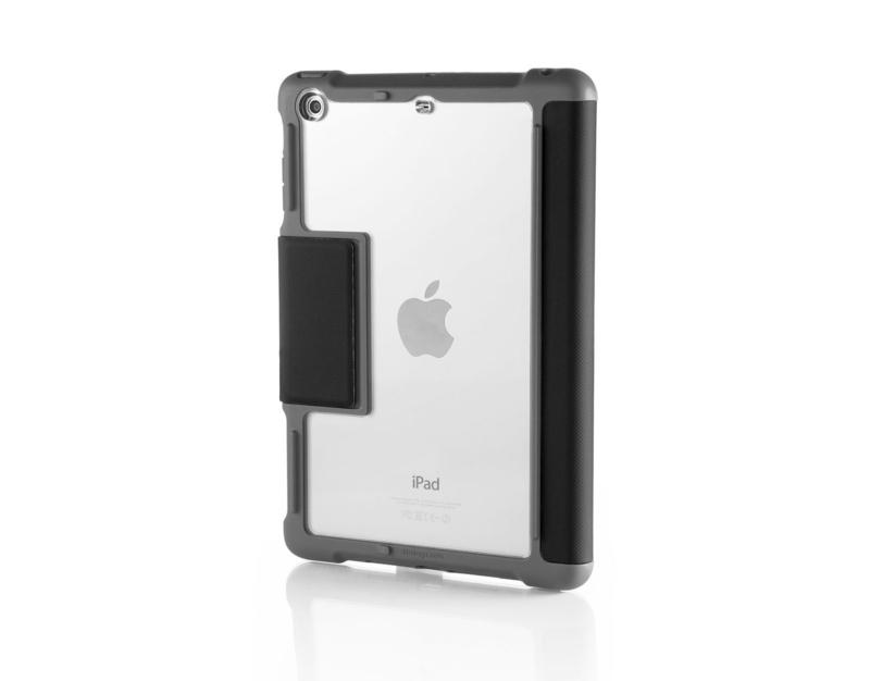 the latest 97b25 e6dfe Stm Dux Rugged Case Black iPad Mini 4
