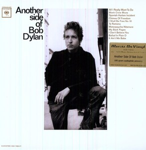 ANOTHER SIDE OF BOB DYLAN (OGV) (RMST)