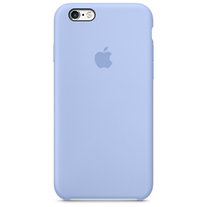 Apple Silicone Case Lilac iPhone 6/6S