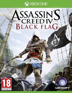 Assassin's Creed IV: Black Flag [Pre-owned]