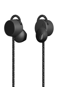 Urbanears Jakan Charcoal Black Bluetooth In-Ear Earbuds