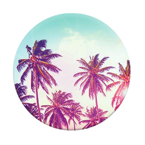 PopSockets Palm Trees Stand & Grip for Smartphones
