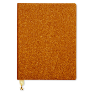 Go Stationery Glitter Copper All That Glitters Journal