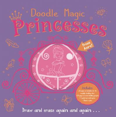 Doodle Magic: Princesses