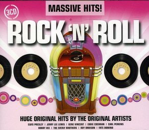 Massive Hits!-Rock 'N' Roll (Ita)