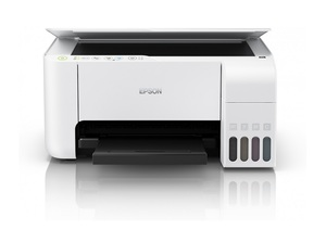 Epson EcoTank L3156 3-in-1 Printer White
