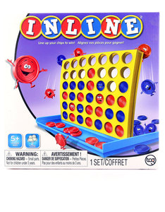 Inline Board Game