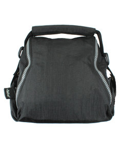 Roll'Eat Eat'n'Out Black Lunch/Sandwich Bag