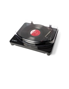 ION Classic LP Black Turntable