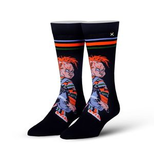 Odd Sox Chucky's Back Knit Men's Socks [Size 6-13]