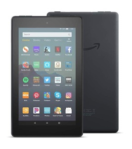 Amazon Fire 7 Tablet 16GB Black [9th Gen]
