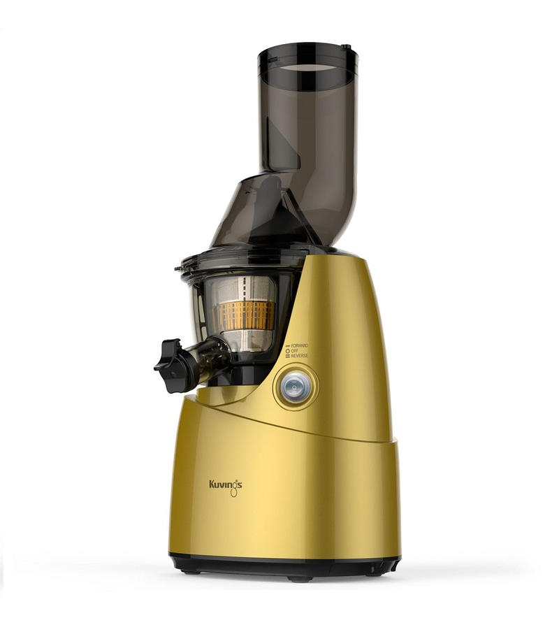 Kuvings Whole Slow Juicer +Smoothie Gold